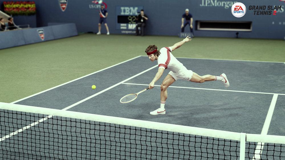 Grand Slam Tenis Oyunlar