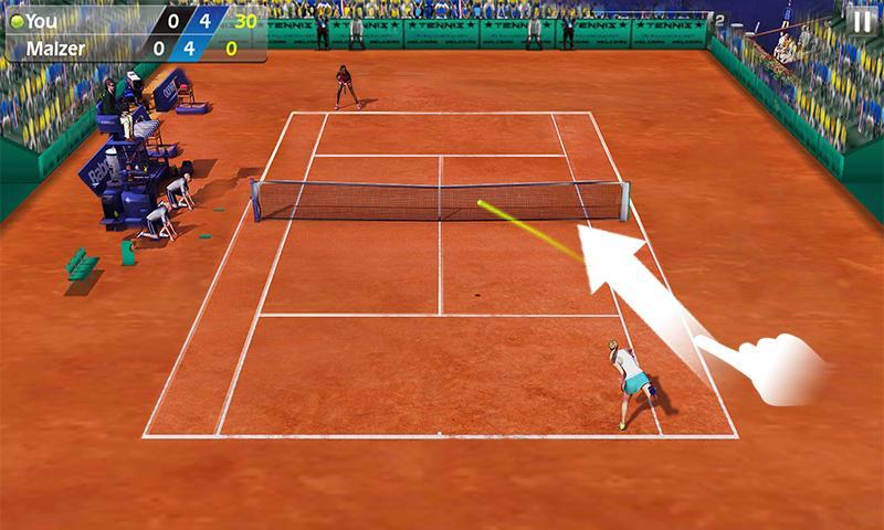 En İyi Tenis Oyunları